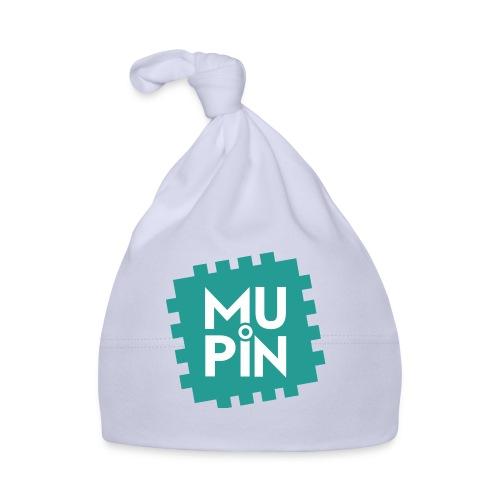 Logo Mupin quadrato - Cappellino neonato