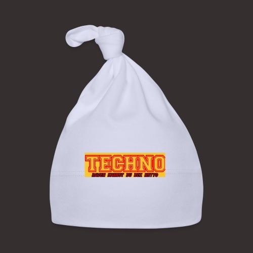 Techno - Baby Mütze