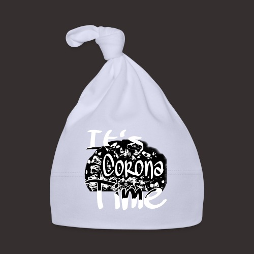 Corona Time - Baby Mütze
