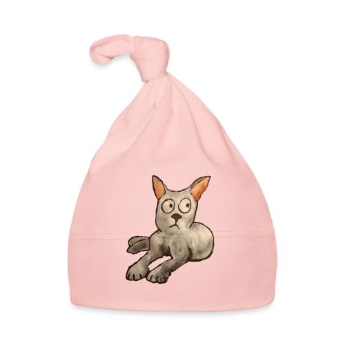 puzzled cat - Cappellino neonato