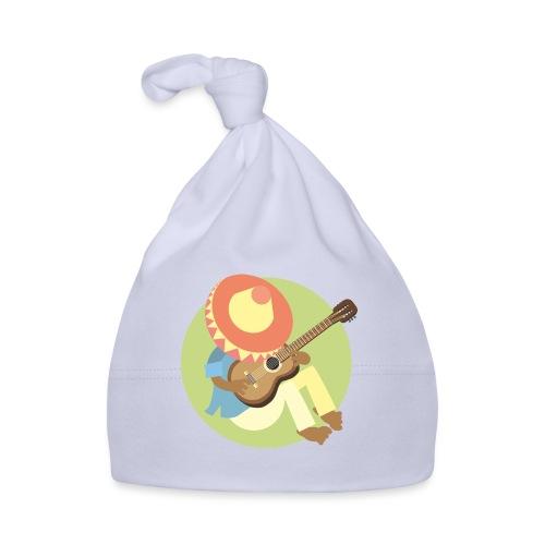 Gitarre spielen - Baby Mütze