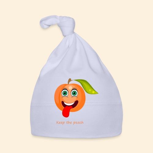 Whoua keep the peach - Bonnet Bébé