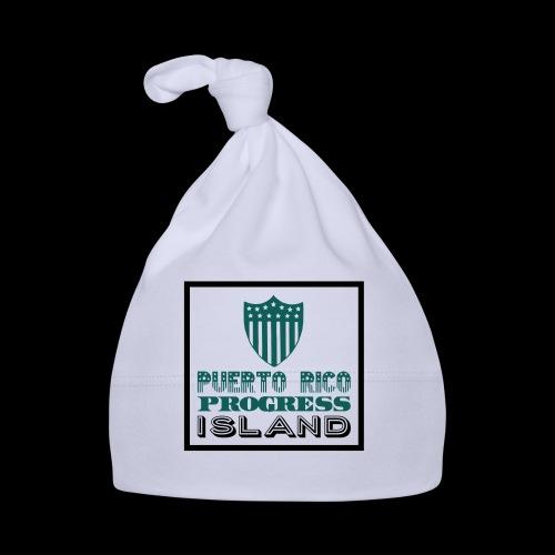 PUERTO RICO PROGRESS ISLAND - Baby Cap
