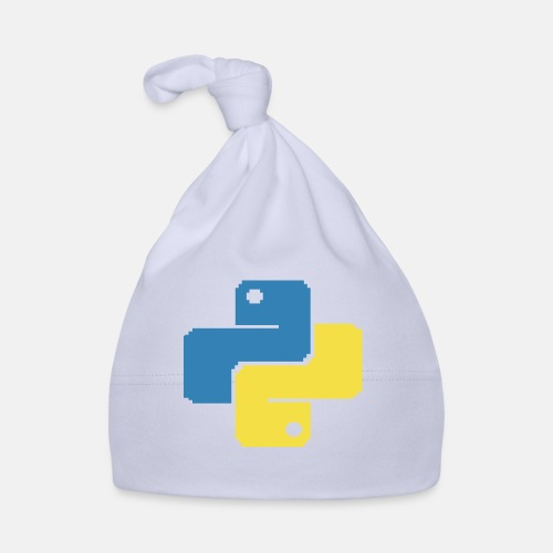 Python Pixelart - Baby Mütze