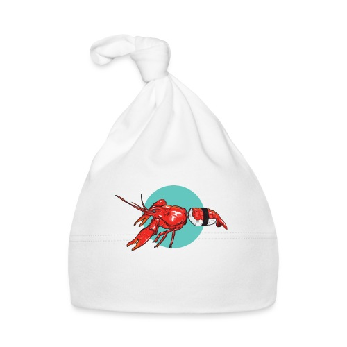 SUSHI TIME-gambero-b - Cappellino neonato
