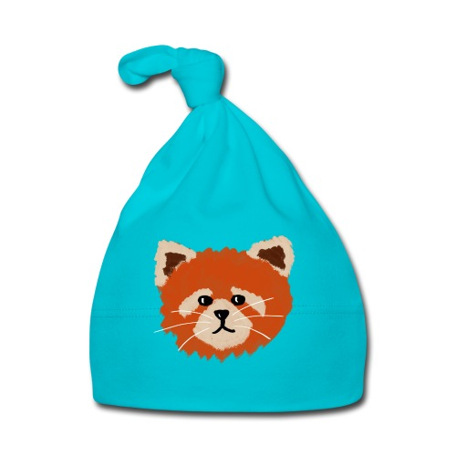 Amanda the red panda - Baby Cap