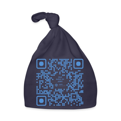 QR The New Internet Shouldn t Be Blockchain Based - Baby Cap