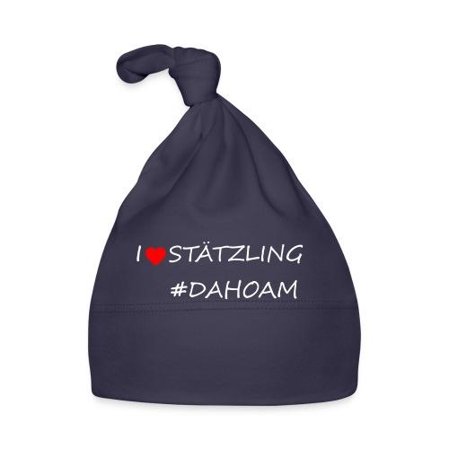 I ❤️ STÄTZLING #DAHOAM - Baby Mütze
