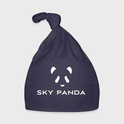 Sky Panda White - Baby Mütze