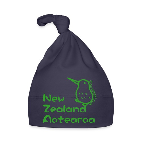New Zealand Aotearoa - Baby Cap