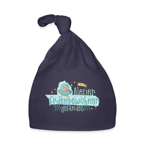 Neuer Erdenbewohner gelandet - Baby Geburt - Baby Mütze