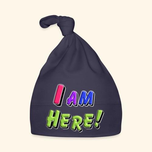 I am here - Baby Mütze