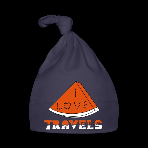 I LOVE TRAVELS FRUITS for life - Baby Cap