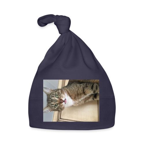 Kotek - Czapeczka niemowlęca