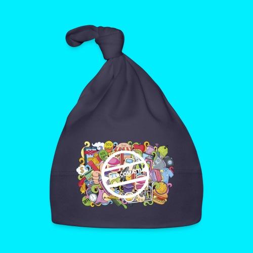 maglia logo doodle - Cappellino neonato