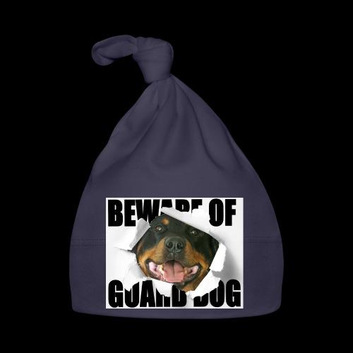 beware of guard dog - Baby Cap