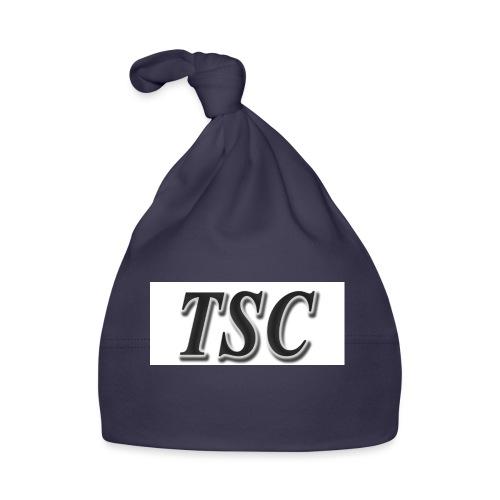 TSC Black Text - Baby Cap