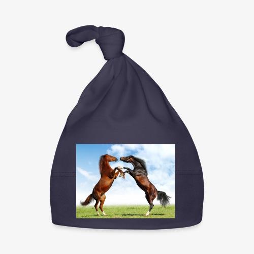 kaksi hevosta - Vauvan myssy