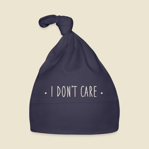 I don't care - Bonnet Bébé