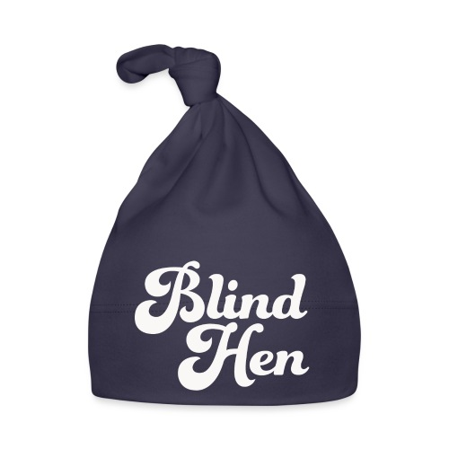 Blind Hen - Logo Lady fit premium, black - Baby Cap