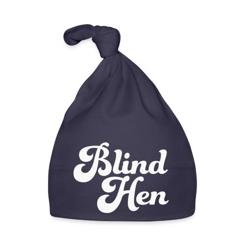 Blind Hen - Logo T-shirt, slim fit, black - Baby Cap