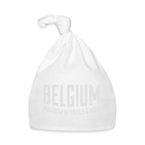 Belgium kingdom of frites & beer - Bonnet Bébé