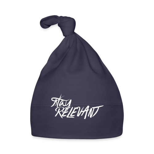 stay relevant wht png - Baby Cap