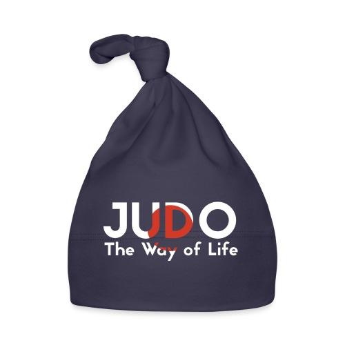 judo the way of life - Czapeczka niemowlęca
