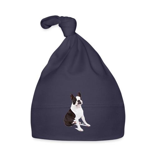 Boston-Terrier-Nice-Pic - Cappellino neonato
