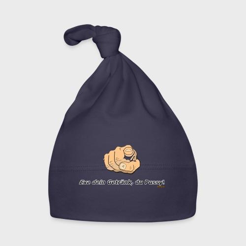 Exe dein Getränk - Baby Mütze