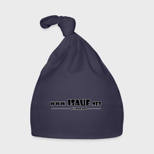 iSauf Logo 3 - Baby Mütze