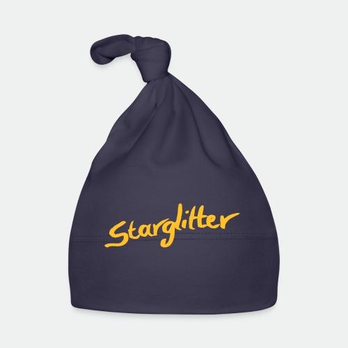 Starglitter - Lettering - Baby Cap