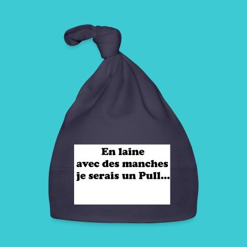 t-shirt humour - Bonnet Bébé