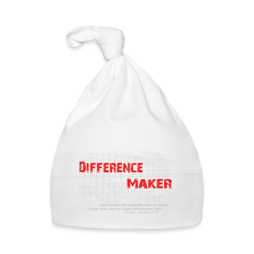 Difference Maker hell - Baby Mütze