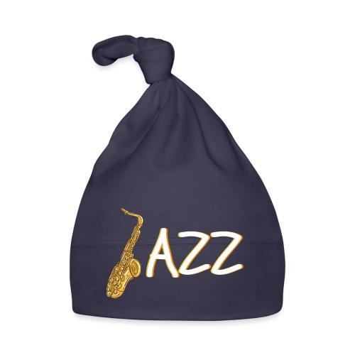 JAZZ Saxophon Saxofonist Shirt Geschenk - Baby Mütze