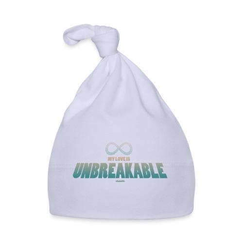 My Love is Unbreakable! - Baby Mütze