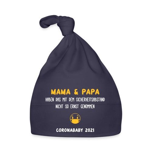 coronababy 01 - Baby Mütze