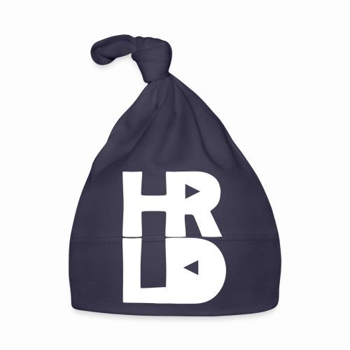HRLD White Logo - Vauvan myssy
