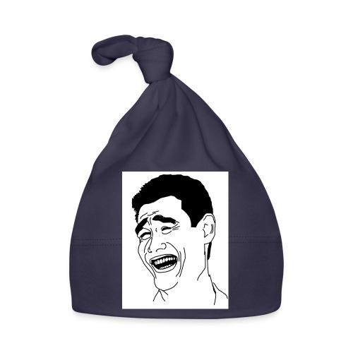 Yao Ming Face Bitch Please - Czapeczka niemowlęca