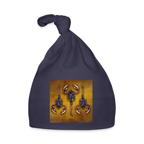 3 Skorpione - Illustration - Baby Mütze