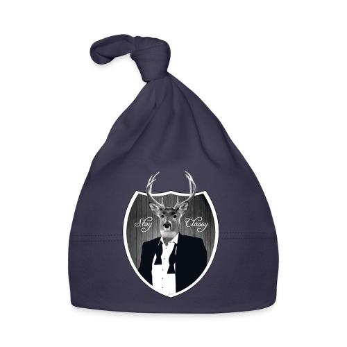 Deer in tuxedo - Baby Cap