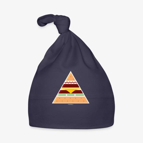 Triangle Burger - Cappellino neonato