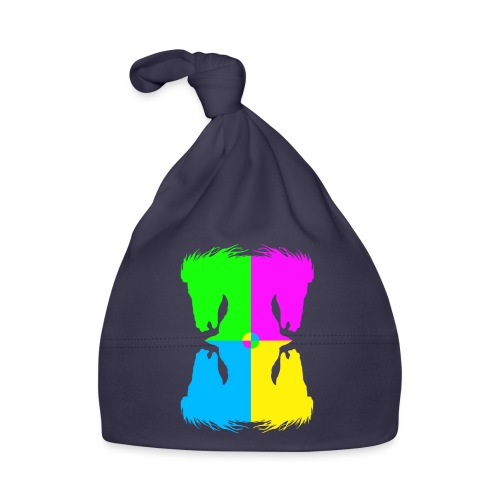 Etalons_version pop-art - Bonnet Bébé