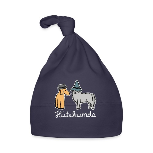 Hütehunde Hunde mit Hut Huetehund - Baby Mütze