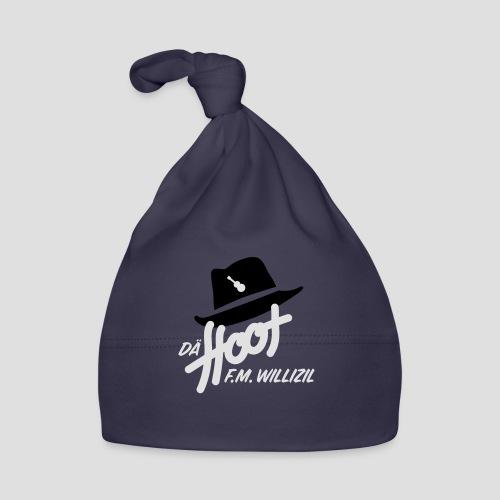 daeHoot_Shirt_Logo1_2c - Baby Mütze