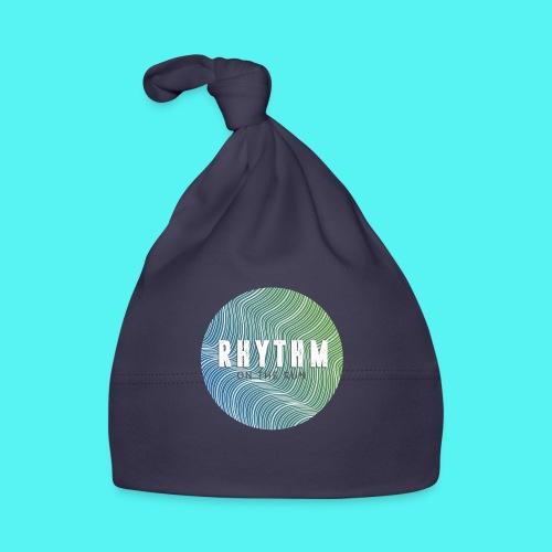 Rhythm On The Run Logo - Baby Cap