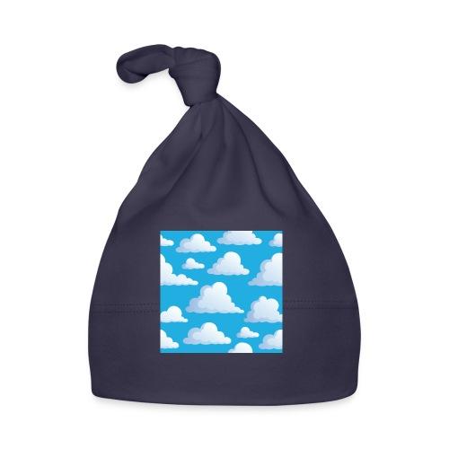 Cartoon_Clouds - Baby Cap