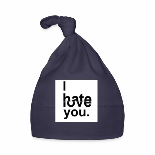 love hate - Baby Cap