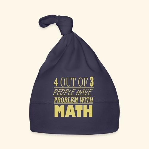 Math funny - Cappellino neonato