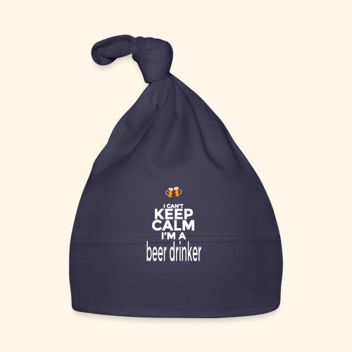 Beer drinker - Cappellino neonato